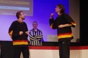 [Impro Paris Rencontre d'impro avec la FBIA (Belgique) à Jean Dame 35]