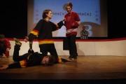 [Impro Paris Rencontre d'impro avec la FBIA (Belgique) à Jean Dame 89]