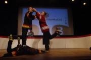 [Impro Paris Rencontre d'impro avec la FBIA (Belgique) à Jean Dame 90]