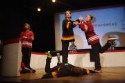 [Impro Paris Rencontre d'impro avec la FBIA (Belgique) à Jean Dame 91]
