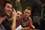 [Impro Paris Rencontre d'impro avec la FBIA (Belgique) à Jean Dame 99]