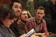 [Impro Paris Rencontre d'impro avec la FBIA (Belgique) à Jean Dame 100]