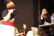 [Impro Paris Rencontre d'impro avec la FBIA (Belgique) à Jean Dame 136]