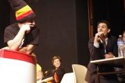 [Impro Paris Rencontre d'impro avec la FBIA (Belgique) à Jean Dame 137]