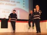 [Impro Paris Rencontre d'impro avec la Licoeur (Bordeaux) à Jean Dame 316]