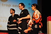 [Impro Paris Rencontre d'impro avec la Licoeur (Bordeaux) à Jean Dame 75]