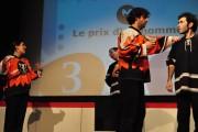 [Impro Paris Rencontre d'impro avec la Licoeur (Bordeaux) à Jean Dame 99]