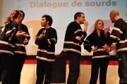 [Impro Paris Rencontre d'impro avec la Licoeur (Bordeaux) à Jean Dame 118]